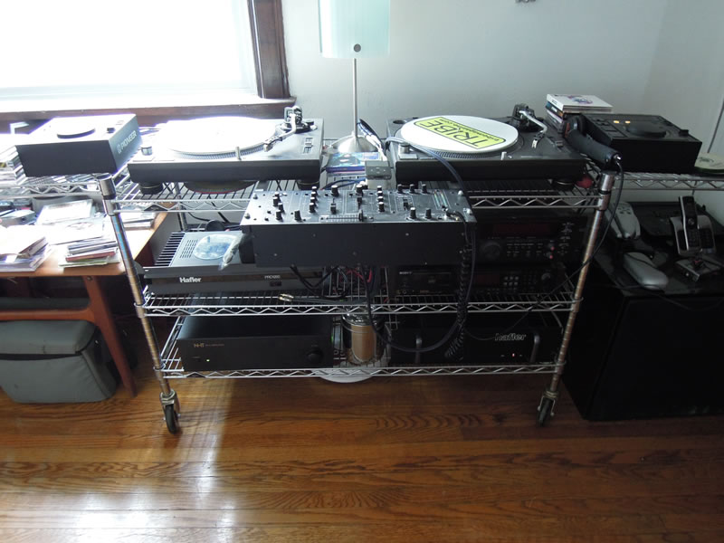 Military Grade Laptop >> Laptop stand for DJing? | TRIBE FORUM